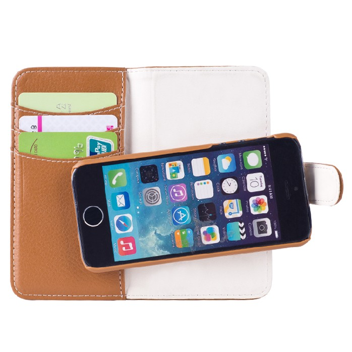 iphone6大面拼接手机皮套