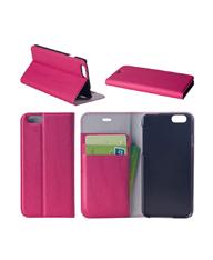 车线二卡位手包款高端品质iphone6手机皮套