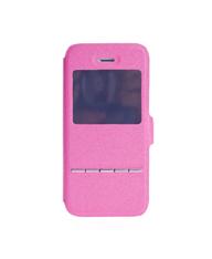 金属触摸感应iphone5/5s手机皮套
